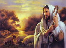 Jesus Shepherd - 5D Diamond Painting Kit