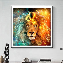 Starsign Leo Zodiac Collection - 5D Diamond Painting Kit