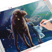 Starsign Leo Fairy Zodiac Collection - 5D Diamond Painting Kit