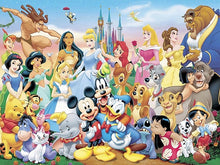Disney Family- 5D Diamond Painting Kit