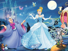 Cinderella - Off to the Ball - 5D Diamond Painting Kit