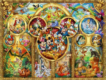 Disney Collection - 5D Diamond Painting Kit