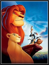Lion King #7 - 5D Diamond Painting Kit