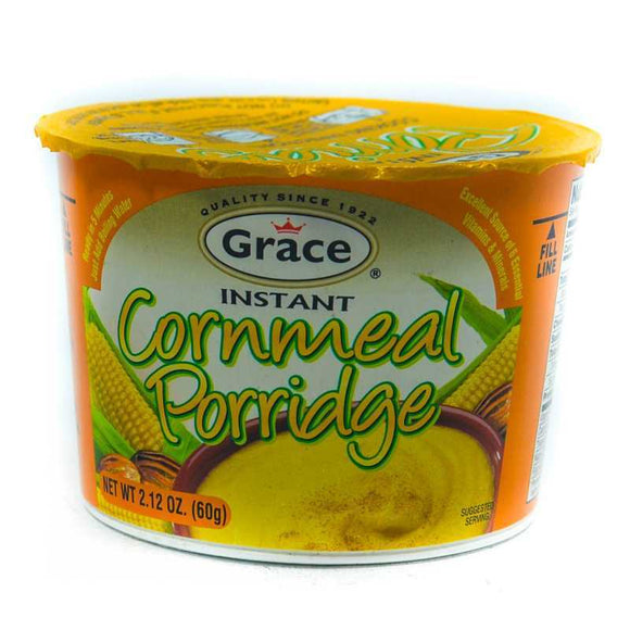 grace cornmeal porridge