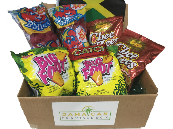 Likkle Cravings Box