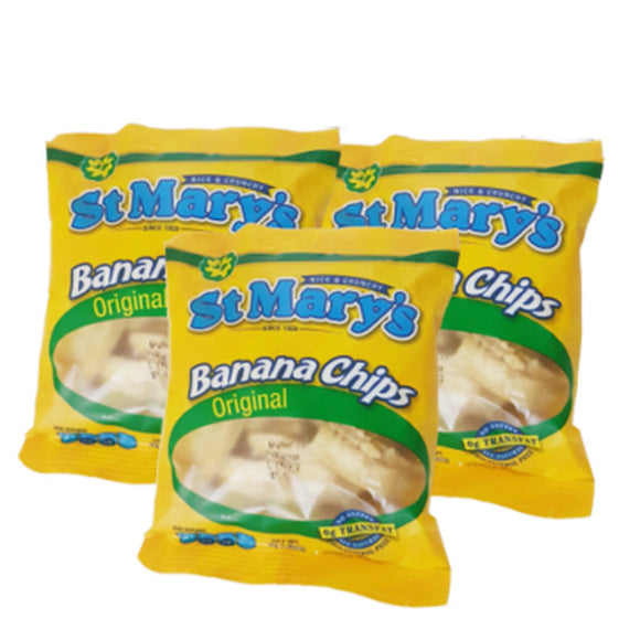 st. mary's banana chips
