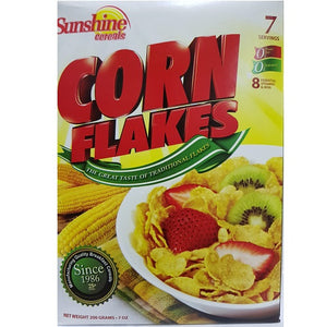 sunshine corn flakes