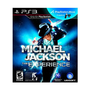 VIDEO JGO. MICHAEL JACKSON EXPERIENCE PS