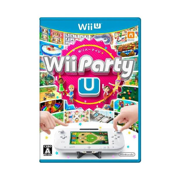 VIDEO JUEGO WII U WII PARTY U WITH