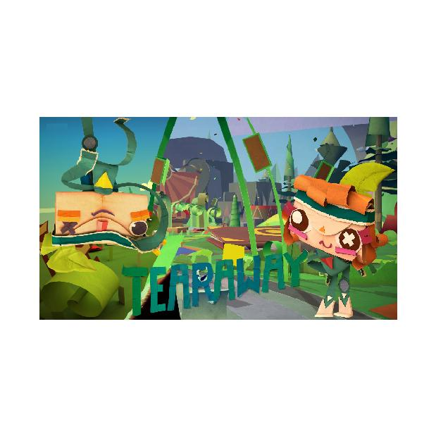 MEMORIA VIDEO JUEGO GRABADO TEARAWAY