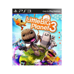 VIDEO JUEGO PS3 LITTLE BIG PLANET 3
