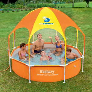 PISCINA TUBULAR C/CARPA 8X20""
