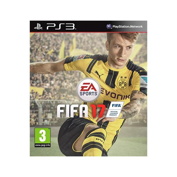 VIDEO JUEGO FIFA 17 PS3