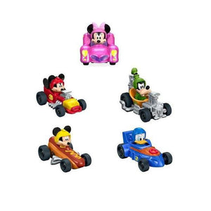 MICKEY VEHICULO TRANSFORMABLE