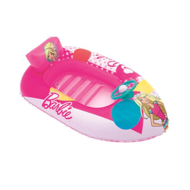 "FLOTADOR INFLABLE 45X28"" BARBIE"