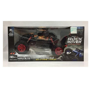 CARRO A RADIO CONTROL 1:18 STEEP CLIMBER