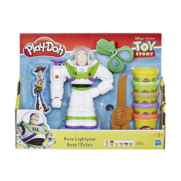 PLAY DOH TOY STORY SET BUZZ LIGHTYEAR