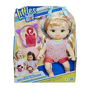BABY ALIVE LITTLES CARRY N GO SQUAD AST