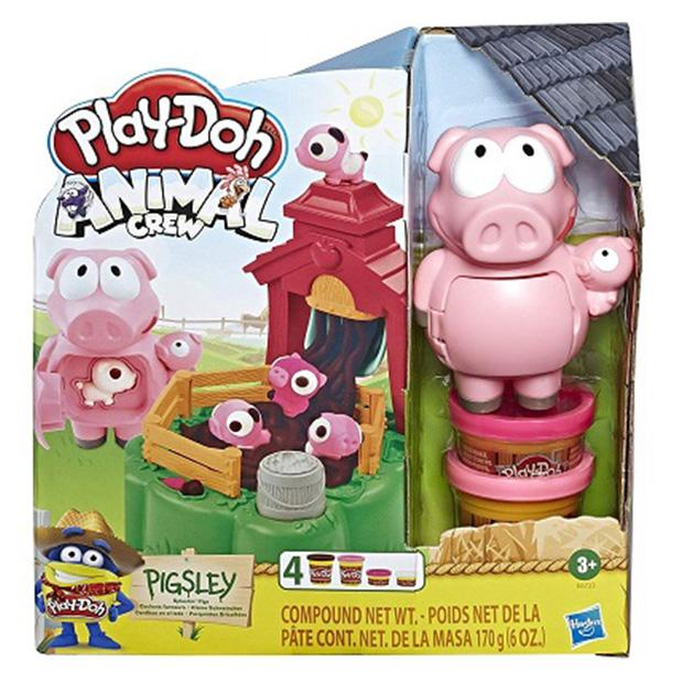 PLAY DOH ANIMAL CREW GRANJA DE CERDITO