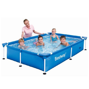 PISCINA CTUBOS RECTANGULAR 7'x5'x17""