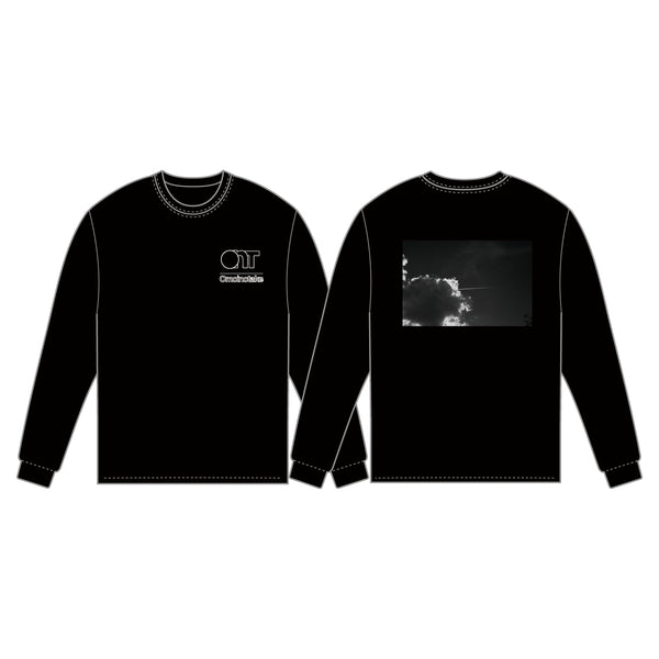 Long Sleeve Tshirt (Black)