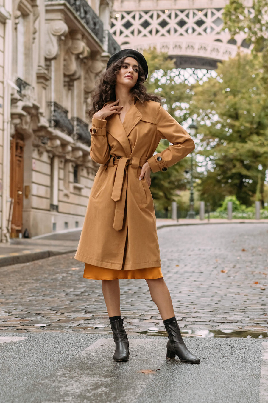 Benedicte Trench Coat