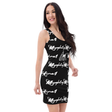 Lu' Nubia Dress - Myghty Nine1
