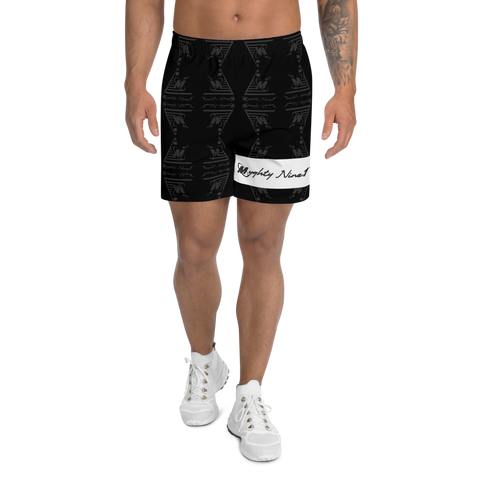 M91' BW Cosway Athletic Long Shorts - Myghty Nine1