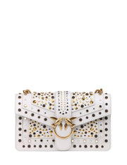 CLASSIC LOVE BAG ICON NEW STUDS CON BORCHIE