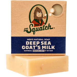 Deep Sea Goat's Milk  - 6 Units