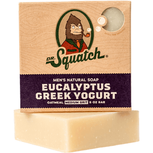 Eucalyptus Greek Yogurt  - 6 Units