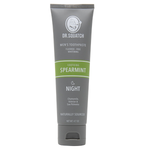 Soothing Spearmint (Night) Toothpaste - 6 Units
