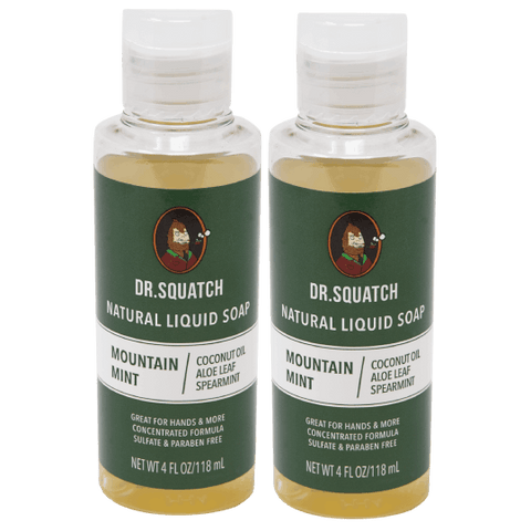Liquid Soap (4oz) 2-Pack
