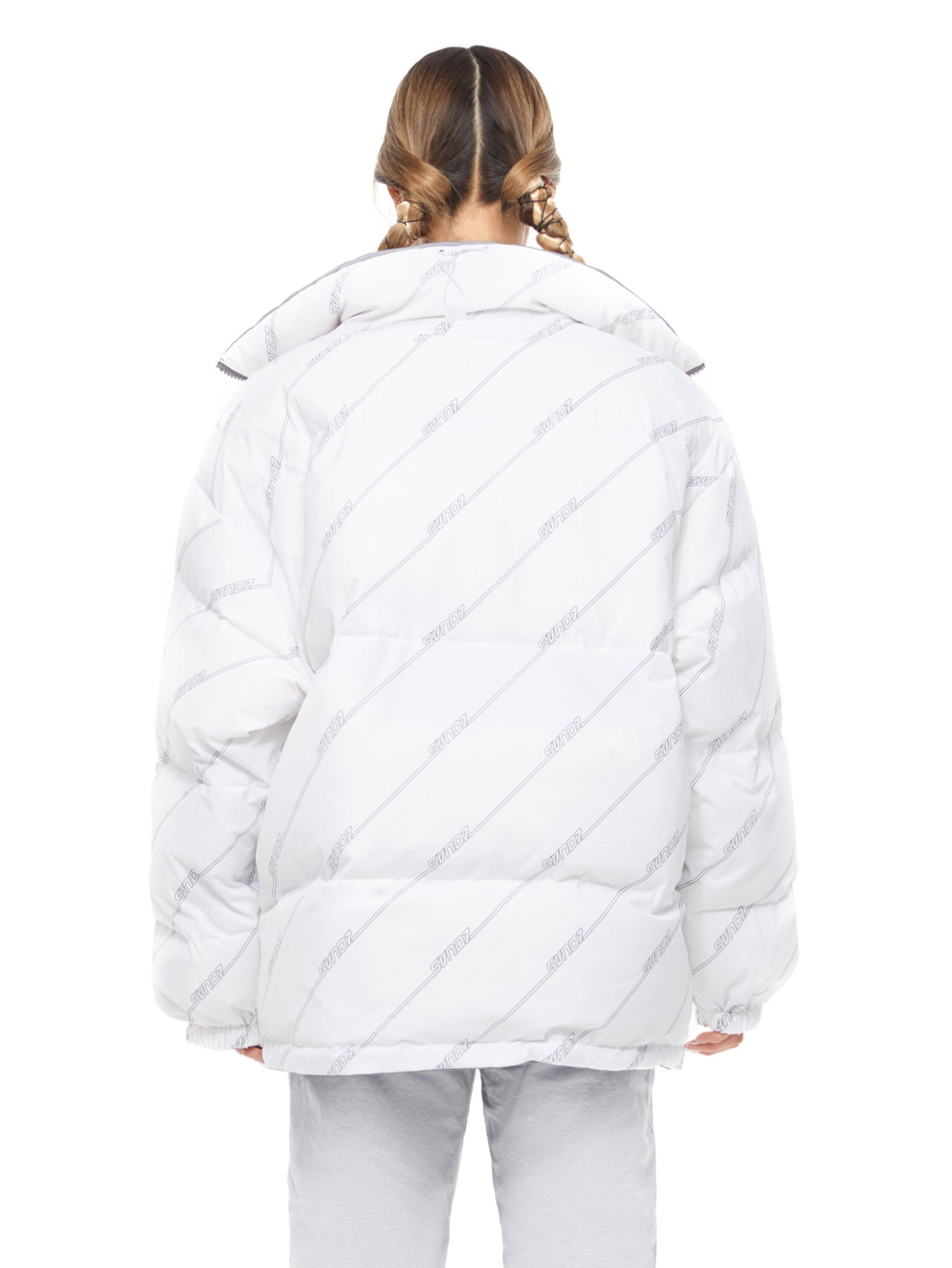 Zone Down Jacket(Unisex)
