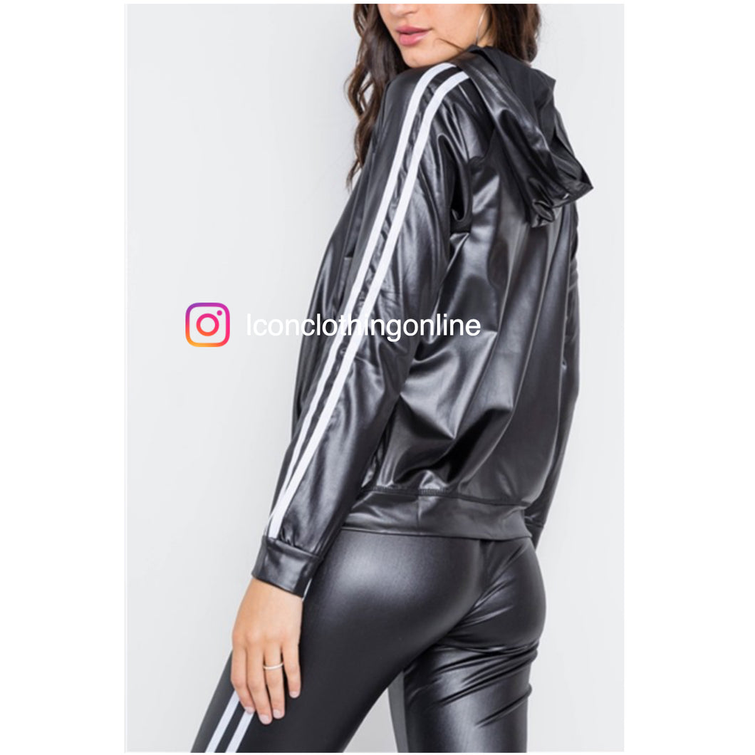 Set jacket leggings