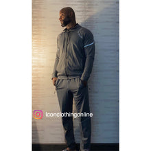 Load image into Gallery viewer, Men's night running training tracksuit