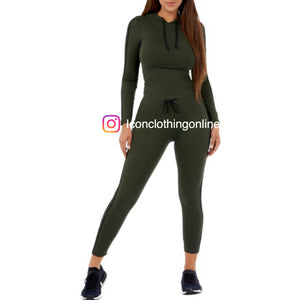 Stylish active two piece