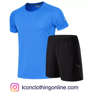 Workout Short Set