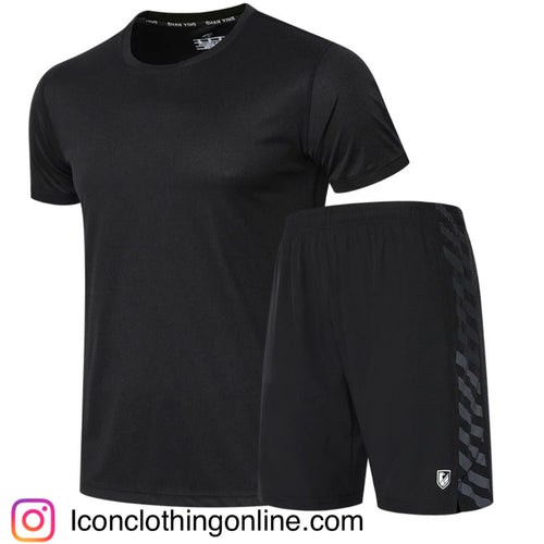 Training fit short set
