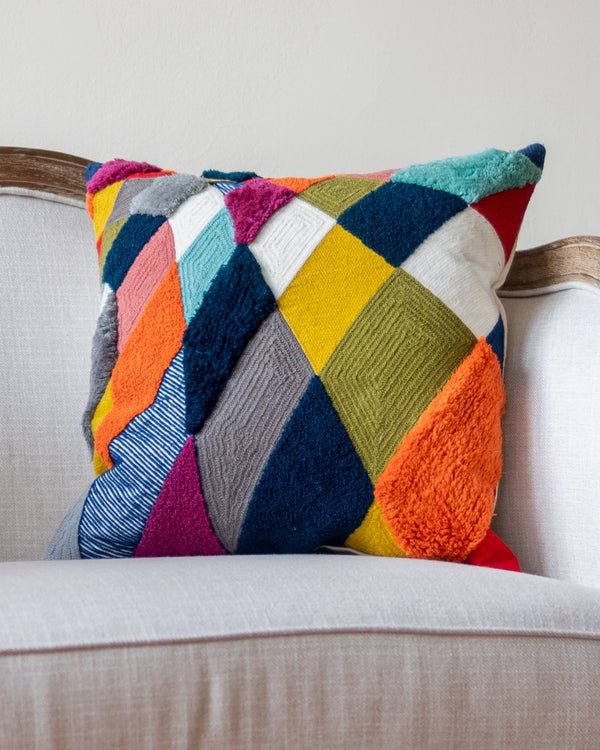 Humphrey Abstract Throw Pillow - YaYa & Co.