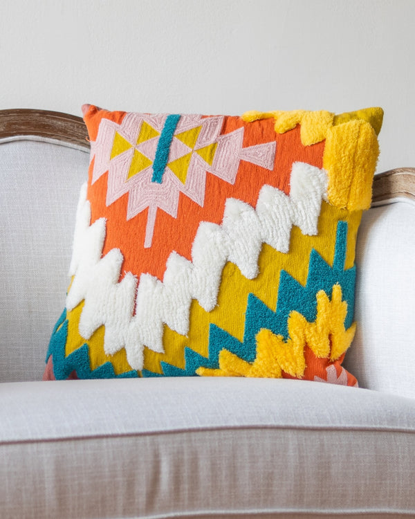 Quincy Throw Pillow - YaYa & Co.