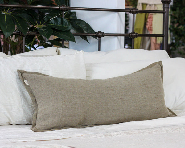 Sasha Lumbar Pillow - YaYa & Co.