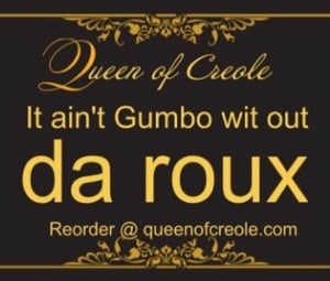It ain't Gumbo wit out da roux 8oz