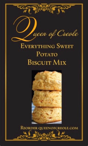 Everything Sweet Potato-  Biscuit Mix 16oz