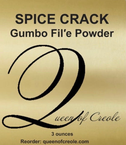 Gumbo Fil'e Powder 4oz
