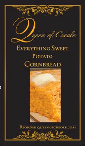 Everything Sweet Potato- Cornbread Mix 16oz