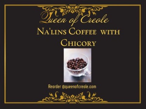 Na'lins Coffee With Chicory 12oz