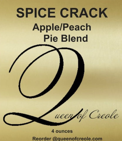 Apple/Peach Pie Blend 4oz
