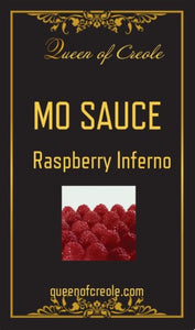 Mo' Sauce Raspberry Inferno 16oz