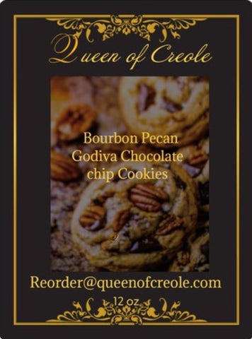 Bourbon Pecan Godiva Chocolate Chip Cookies dz